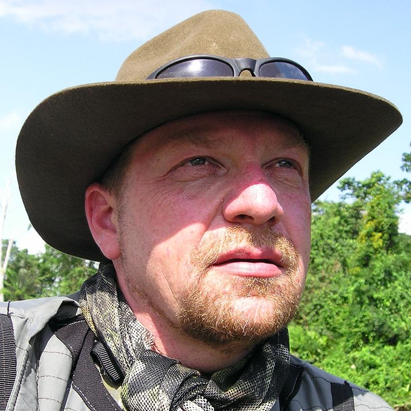 Alain Bonnet, réalisateur et co-fondateur de Jungle Doc Productions