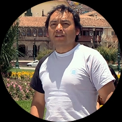 Edward Valenzuela Gil, cameraman