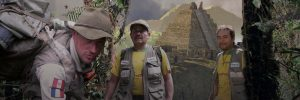 Documentary Incamazonia, The adventurers of the lost city