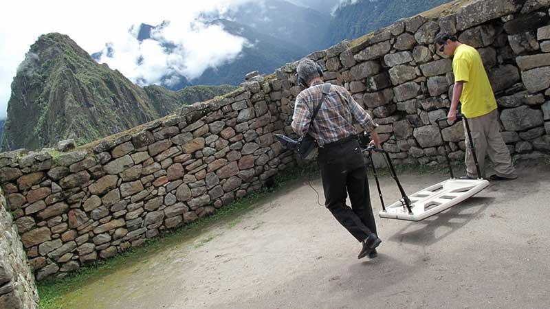 Machu Picchu La découverte