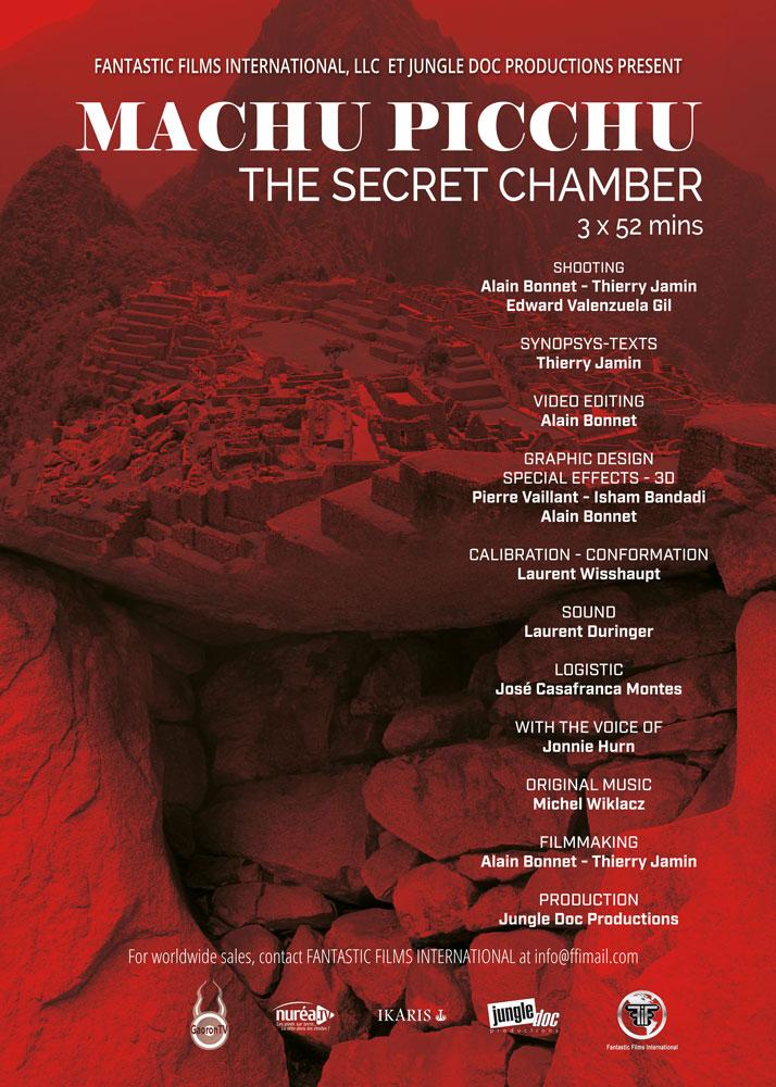 Machu Picchu - The secret chamber